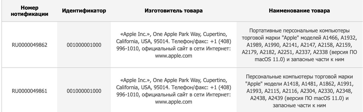 首款搭载Apple Silicon的Mac即将在11月17日问世