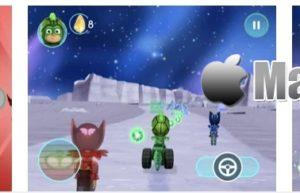 [iPhone/iPad限免] 睡衣小英雄:赛车英雄 - 飞车竞速游戏