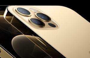 iPhone 12 Pro金色版比其他款式更耐磨及抗指纹