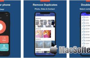 [iPhone/iPad限免] Best iPhone Contact Cleaner :支持清理通讯录联系人的清理工具