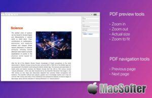 PDF Attributes for Mac :PDF文件属性编辑工具