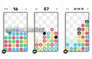 [iPhone/iPad限免] Match Attack! :消除式俄罗斯方块游戏