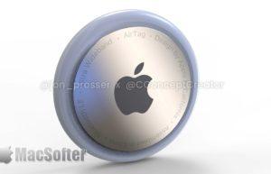爆料称苹果即将推出AirTag