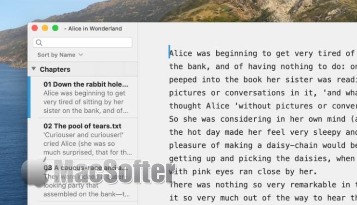 uFocus for Mac :让我们避免分心的写作软件