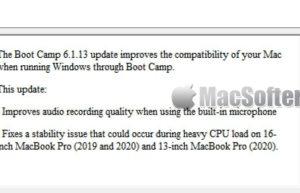 16寸MacBook Pro 2020竟在官方文件中意外曝光!