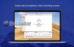 Any RecScreen for Mac :支持同步录音的屏幕录像软件