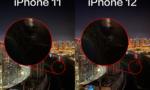iPhone 11与iPhone 12相机夜间模式比较