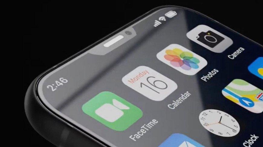 爆料称iPhone 13仍会有刘海,但会短一些