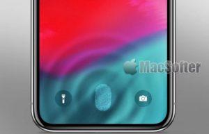 苹果屏下指纹识别专利曝光:利用红外光学成像