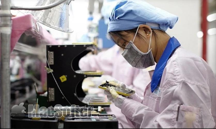 苹果暂停与和硕合作:因违反劳工法雇佣学生工人