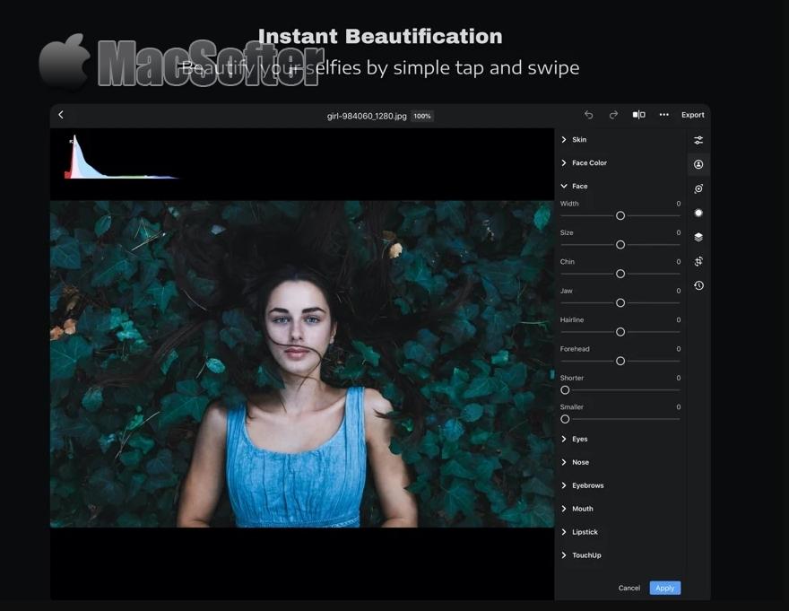 [iPad限免] Pixelsense :全功能修图及RAW照片编辑软件