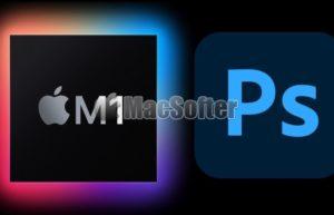Adobe发布M1版Photoshop Beta