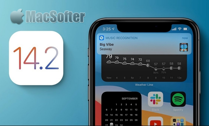 苹果为iPhone 12重新推出iOS 14.2修定版