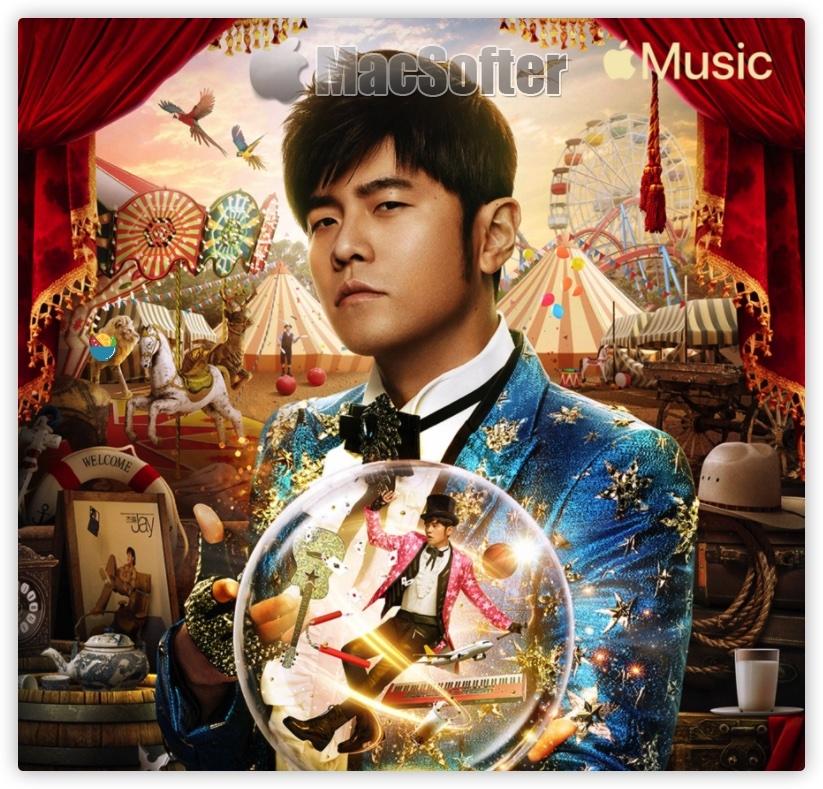Apple Music推出「杰伦宇宙」特别专题来庆祝周杰伦出道20周年