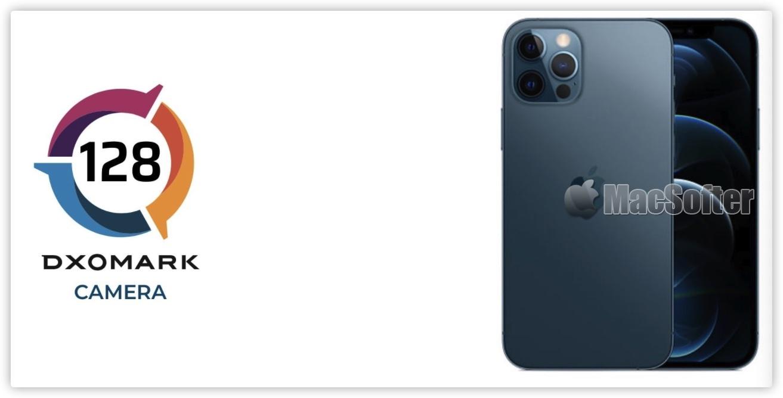 iPhone 12 Pro DxOMark评分来了