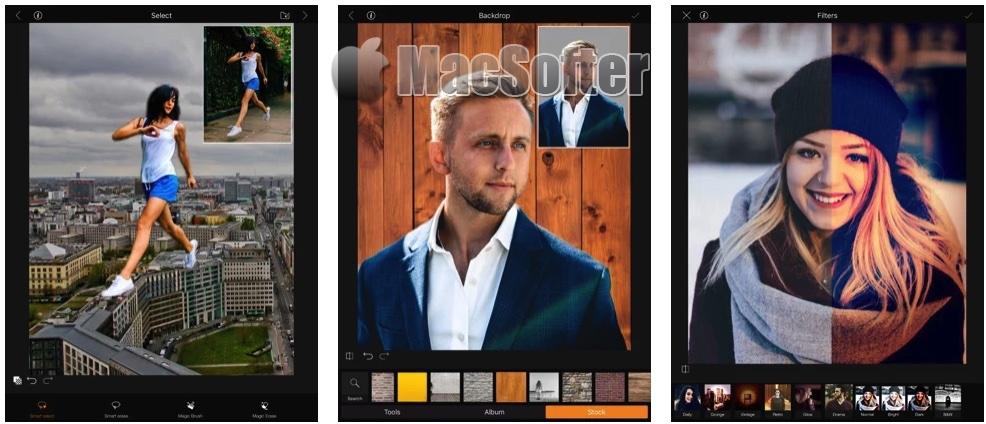 [iPhone/iPad限免] PhotoCut Pro Background Eraser :照片抠图去背景工具