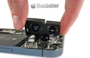 iFixit 拆解iPhone 12 Pro Max :相机镜头模组大不同