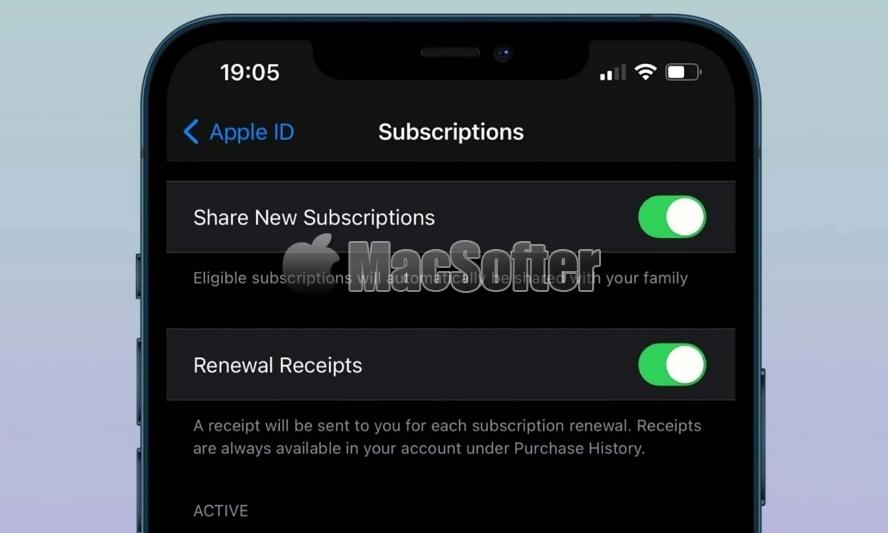 苹果App Store付费订阅也能共享:全家一起用更省钱