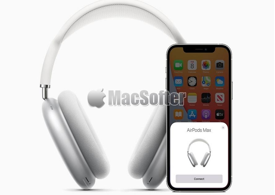 苹果正式发布头戴式耳机AirPods Max