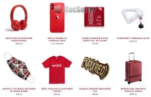 苹果的Product RED是什么意思?快速带你搞懂买红色苹果产品的优势
