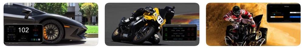 [iPhone限免] MySpeed – Speedometer & Fuel :车速表和燃油记录工具