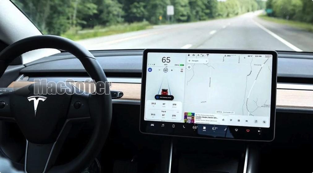 传苹果与台积电共同研发Apple Car自动驾驶芯片