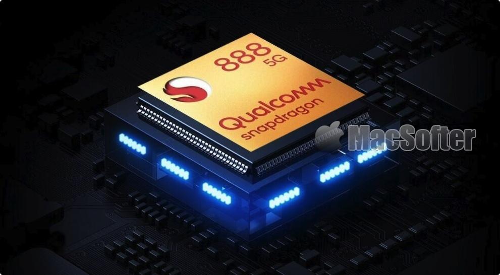 高通最强Snapdragon 888跑分曝光 :仍败给1年前的iPhone 11 A13