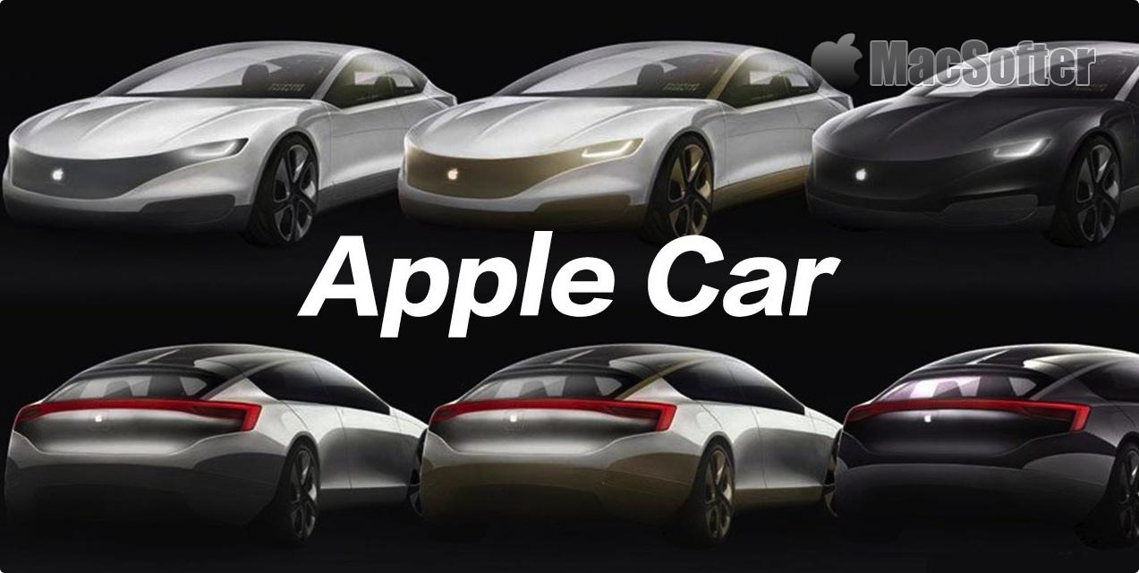 苹果电动车Apple Car最快2021年9月发布:或成特斯拉劲敌