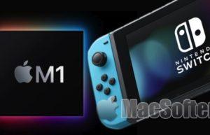 M1版Mac成功模拟运行任天堂Switch游戏