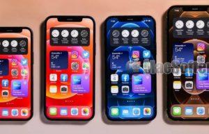 苹果新机人气排名:iPhone 12、12 Pro、12 Pro Max、12 mini