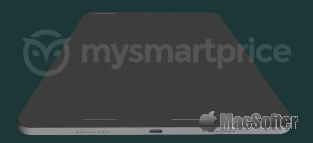 iPad Pro 2021工程CAD图流出 :iPad Pro 2021外观抢先看