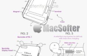 苹果正在研究能为AirPods充电的iPhone保护壳