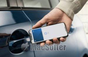 宝马将推出UWB苹果车钥匙:无需拿出手机就能启动汽车
