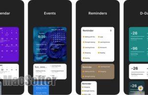 [iPhone/iPad限免] Widget Calendar :桌面日历小组件