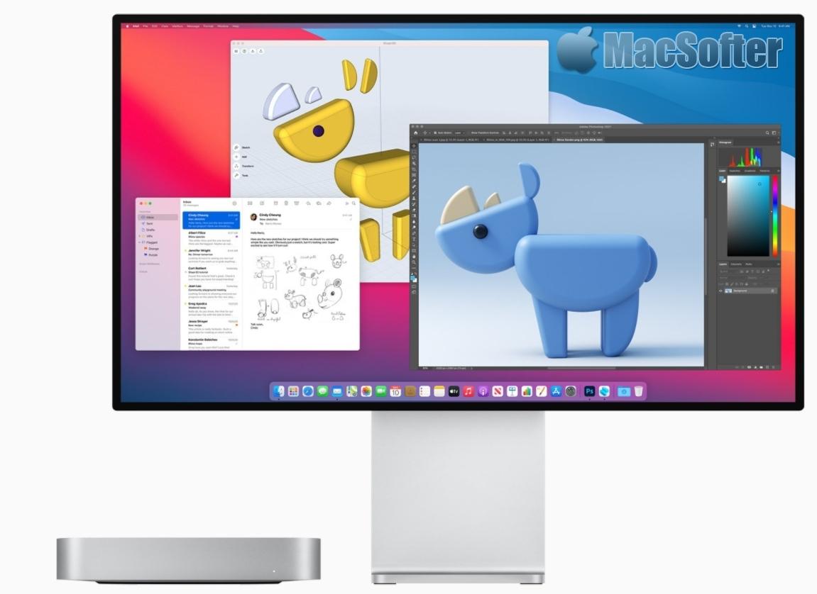 彭博社称iMac 2021将重新设计 : 外观像Pro Display XDR