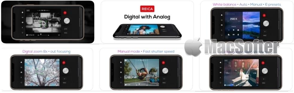 [iPhone限免] FILCA : 底片模拟相机软件