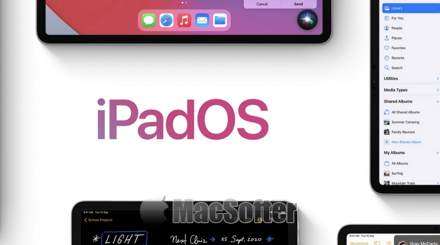 iPadOS 14.4正式推出:iPadOS 14.4新功能一览