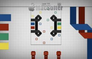 [Mac/iPhone/iPad限免] ColorFold :色带折叠益智游戏