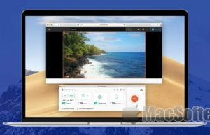 Any RecScreen for Mac :好用的屏幕录像软件