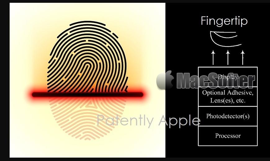 苹果新专利确定:新iPhone或同时搭载Touch ID及Face ID