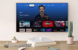 Apple TV App 正式支持Google Chromecast