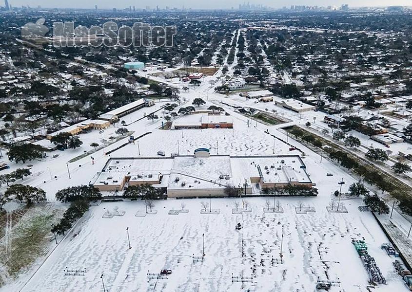 苹果为德克萨斯州救灾工作捐款:帮助冬季风暴救援工作