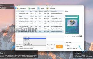 PDF to Image Pro for Mac :PDF转JPG/PNG/GIF转换器