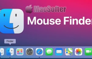 Mouse Finder for Mac :萌萌哒的Finder工具