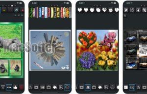 [iPhone/iPad限免] PhotoPhix : 多合一照片拼贴处理工具