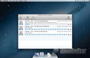 MKV2MP4 for Mac :MKV转MP4视频格式转换器