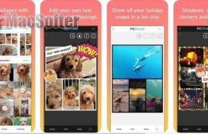 [iPhone/iPad限免] PicFrame :照片或视频拼贴工具