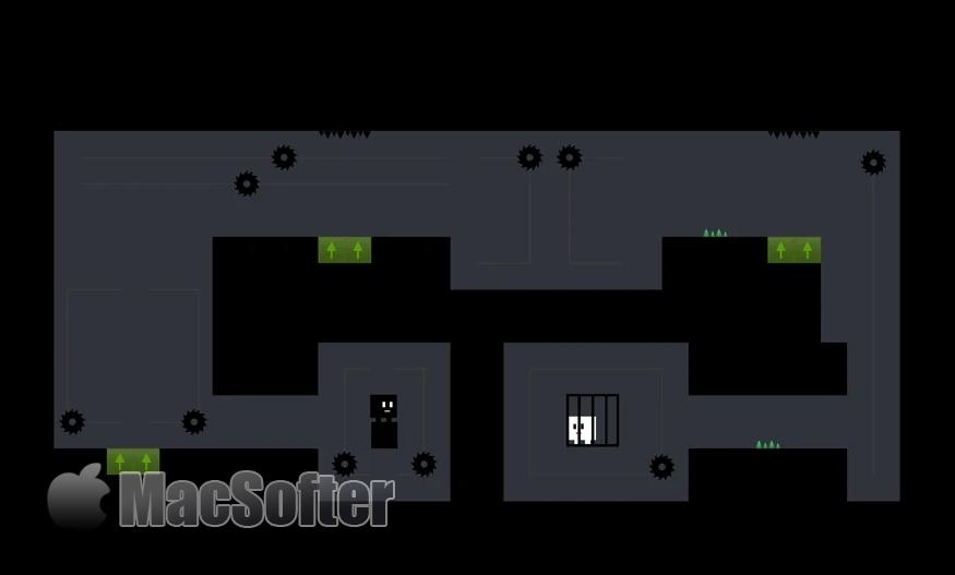 Little Black for Mac : 解救小白冒险游戏