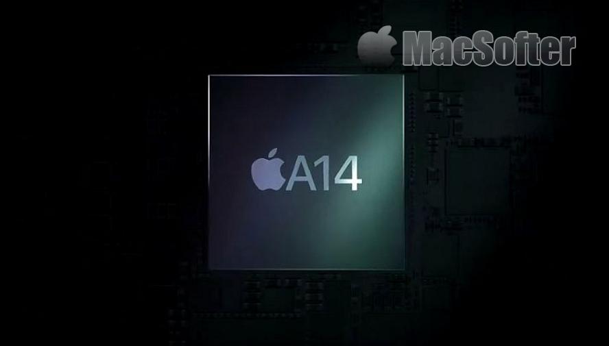iOS 14.5 Beta出现A14X证据