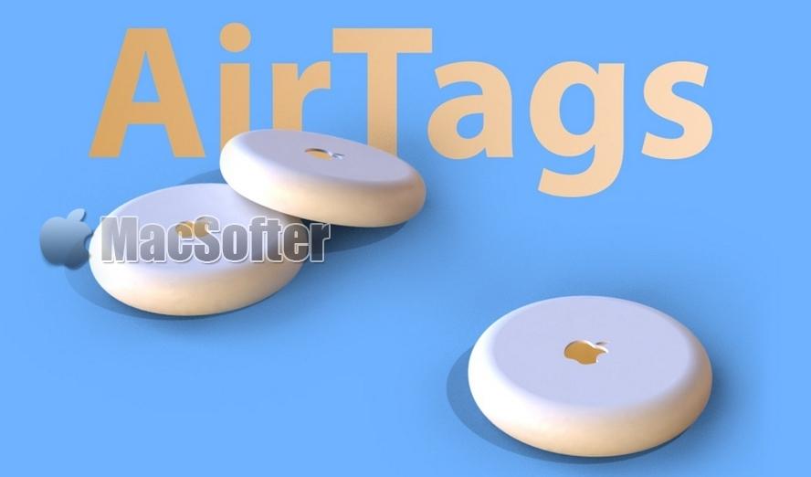 AirTags售价、大小等细节曝光